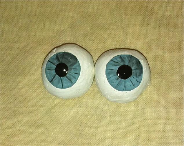 кукольные глаза, живой взгляд