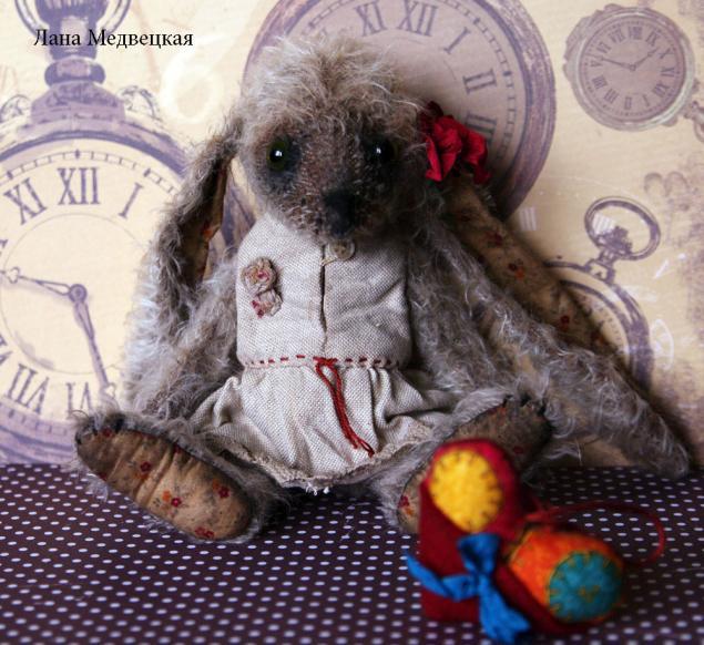 зая, ищу хозяйку, крошка, лана медвецкая, тедди, авторская игрушка, любовь