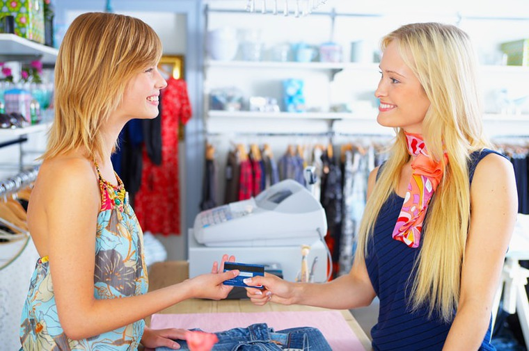 Продавец консультант одежды, нижнего белья, сумок, детских