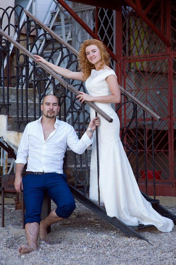 Свадебное платье для вики