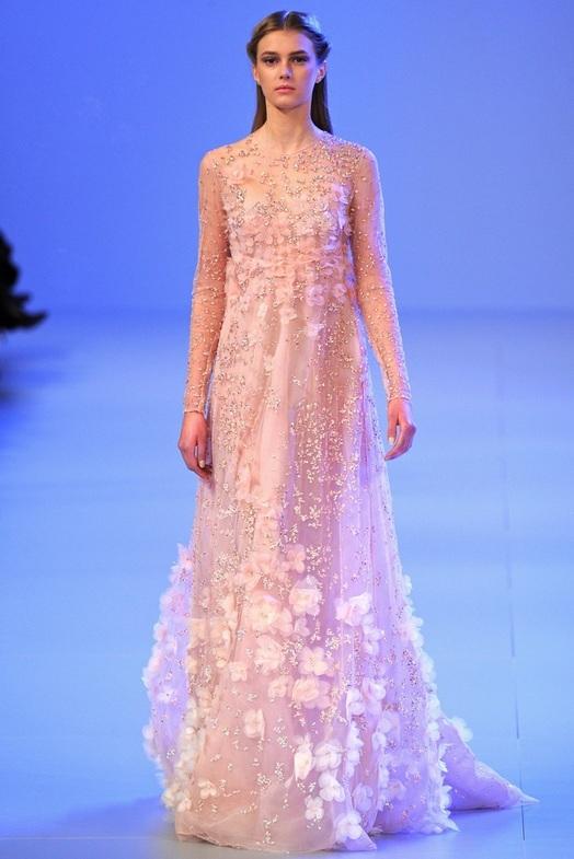 Elie Saab Haute Couture Весна-Лето 2014, фото № 2