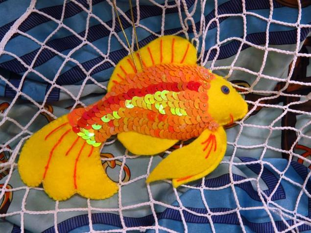 Поделки на тему рыб своими руками