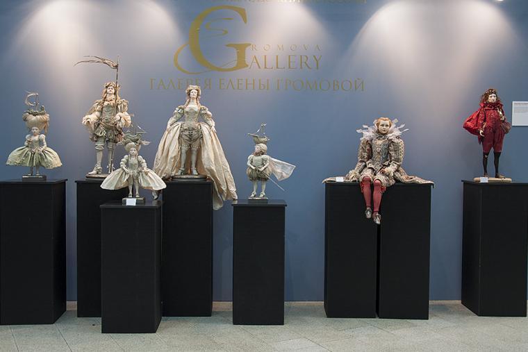 искусство куклы 2014