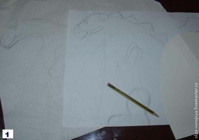 грелка дракон