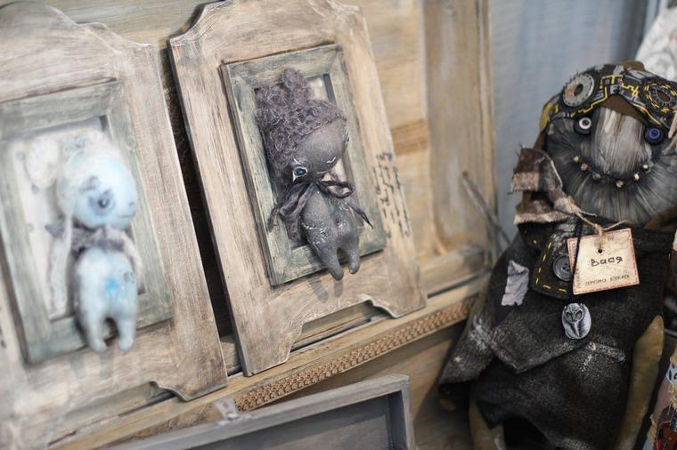 Международной выставка авторских кукол и мишек «Панна DOLL'я» в Минске. Часть 1., фото № 17