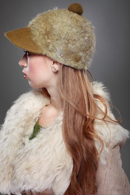 светлана кот, мастер-класс, шапка с ушками, кепка
