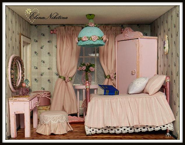 Кукольный дом. Двухкомнатный коттедж., фото № 15