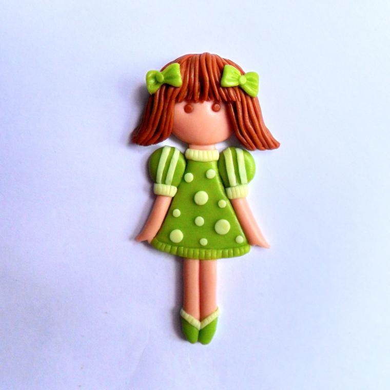 просто картинки куколки из пластилина беззаботным