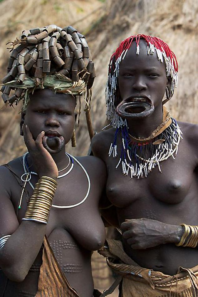Сексуальные ритуалы африканских племен
