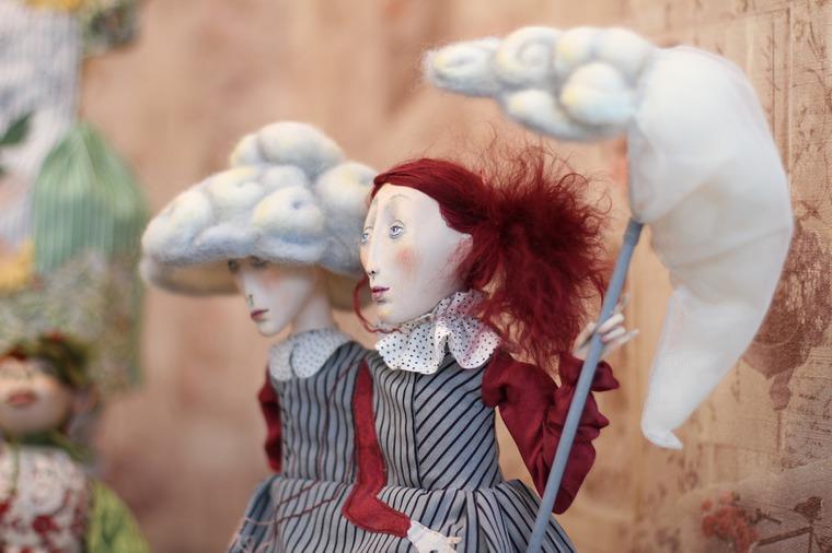 Международной выставка авторских кукол и мишек «Панна DOLL'я» в Минске. Часть 1., фото № 5