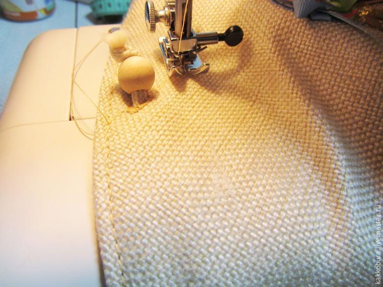 Шьем пасхальную сумку-скатерть, фото № 27