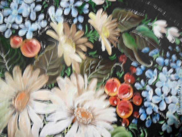 Кемеровская декоративная роспись., фото № 11