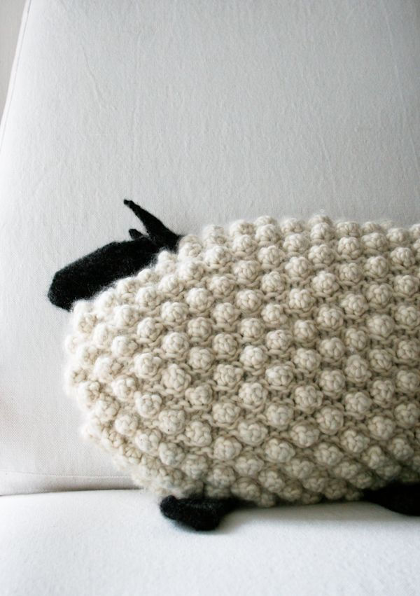 针织属性小汇编—羊 - maomao - 我随心动