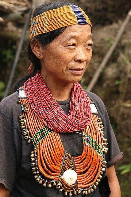 Этнические украшения народа Нага, фото № 10