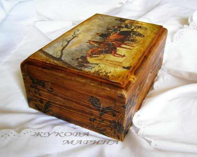 Старение мебели своими руками фото 166