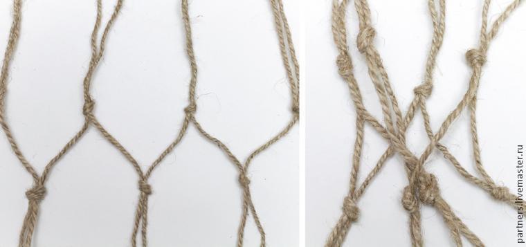 плетем кашко макраме