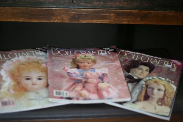 фарфоровая кукла, dolls crafter
