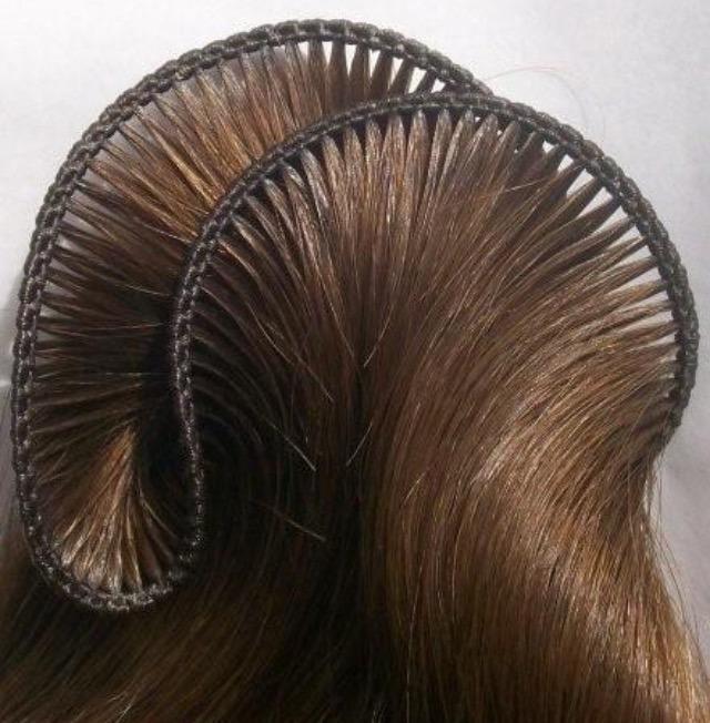 Как заплетают накладные волосы в своими руками