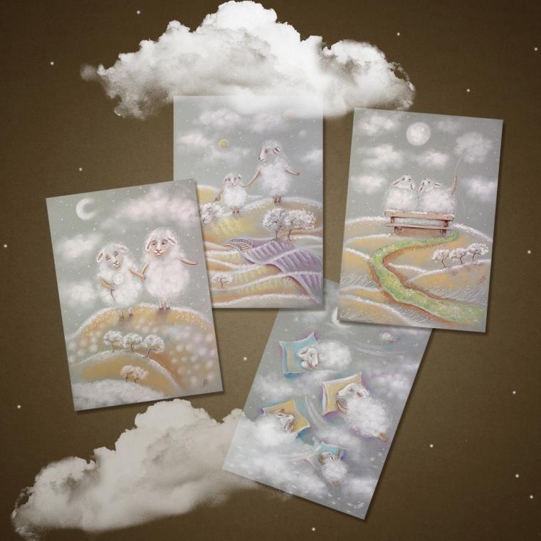 О приеме заказов на Новый год и новые открытки!, фото № 1