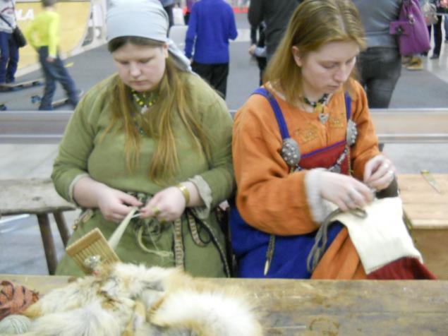 старинное рукоделие
