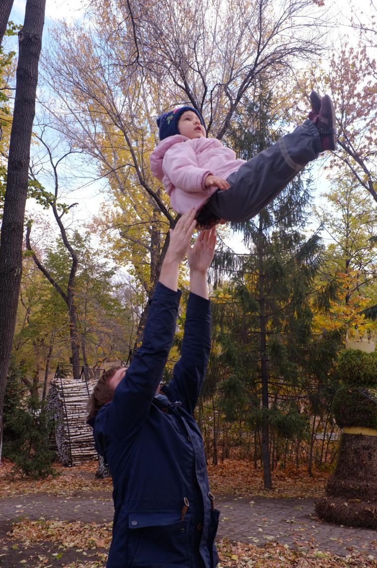 Осенние самарские прогулки - фотоотчет, фото № 8