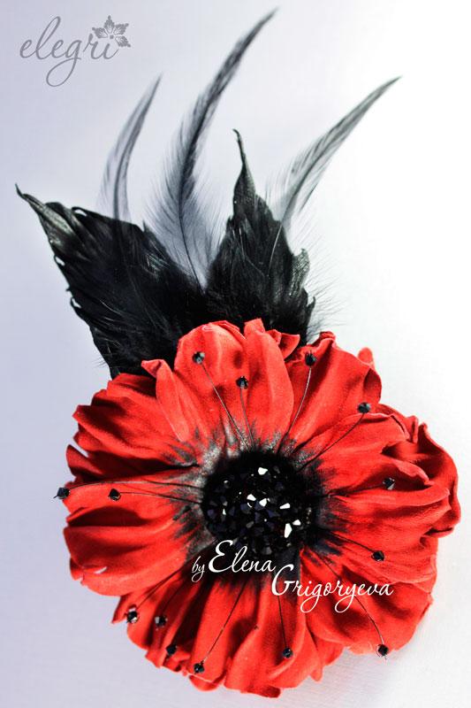 авторские цветы, подарок девушке