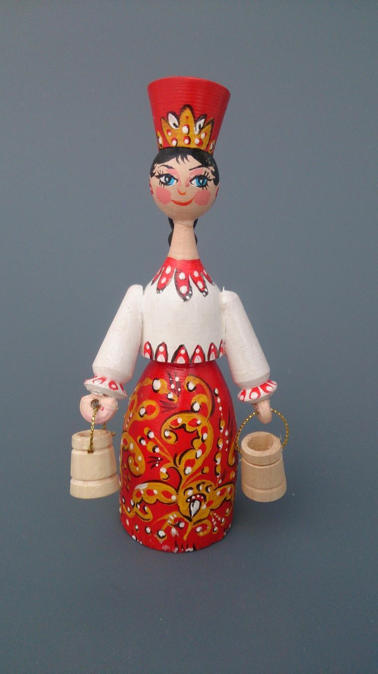 керамическая игрушка