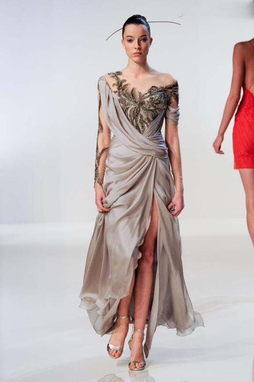 Dilek Hanif Haute Couture весна-лето 2014, фото № 17