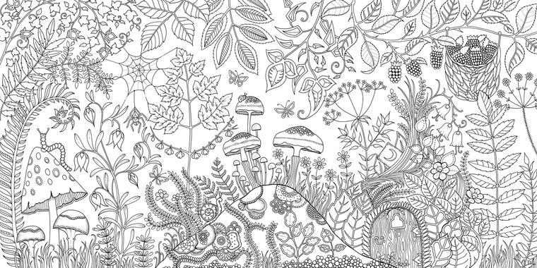 Раскраска с гепардом