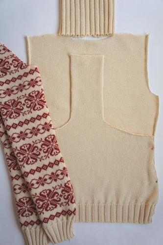 свитер  для кормящей мамы