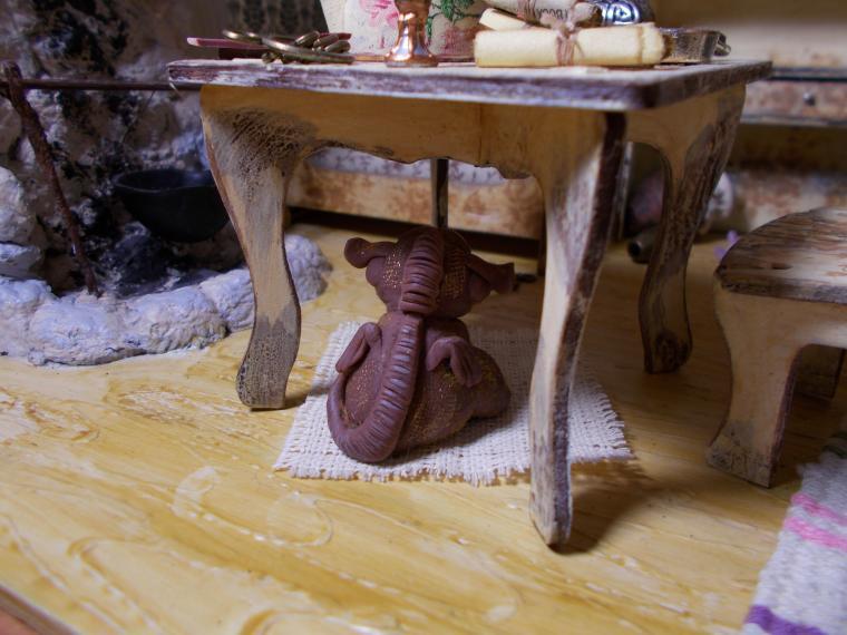 кукольный дом, сказочный сюжет
