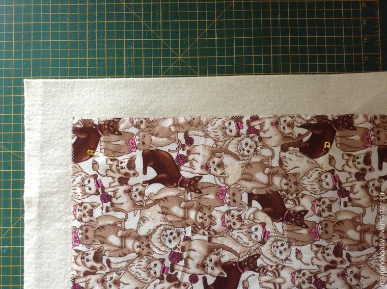 Шьем двустороннее байковое одеялко за 20 минут, фото № 15