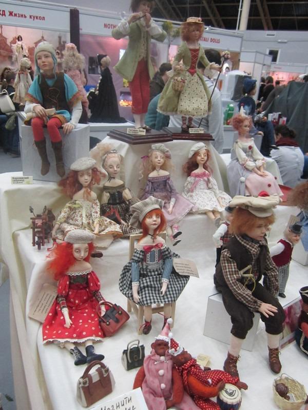 Немного Весеннего бала кукол... Фото, фото № 39