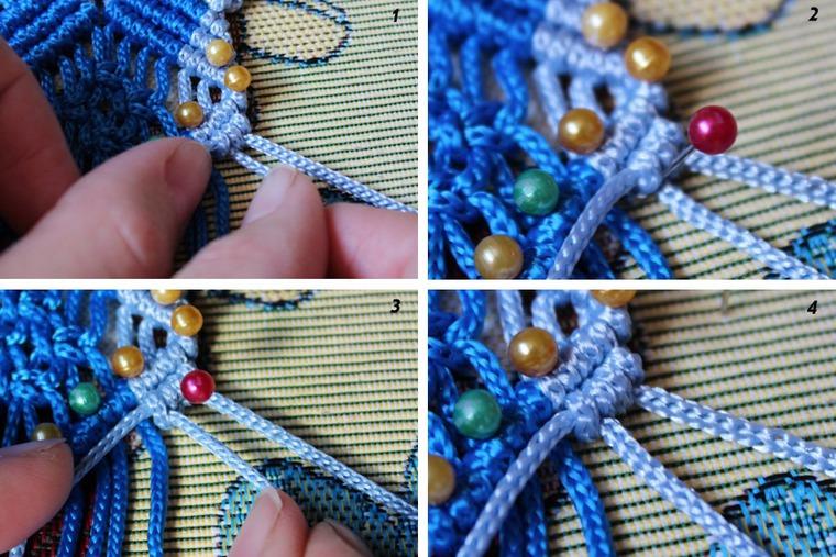 ровные узелки, секреты красивых узлов