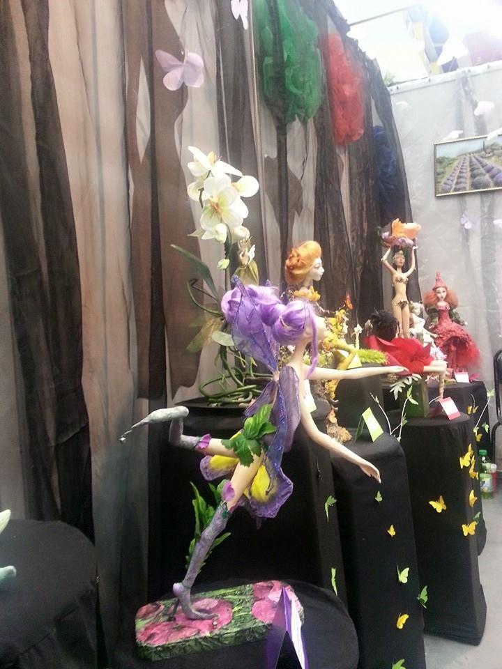 цветочная феерия, ирис, выставка тишинка