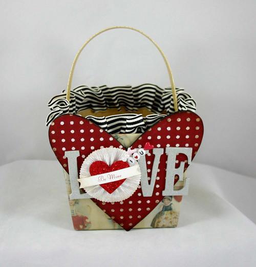Влюбленное сердце. Оригинальные идеи упаковки подарка., фото № 28