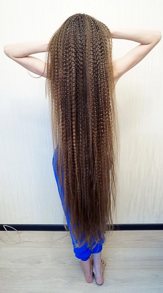 Как сделать вырастить волосы