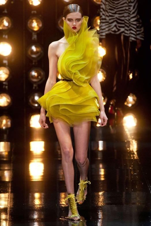 Alexandre Vauthier Haute Couture весна-лето 2014, фото № 24