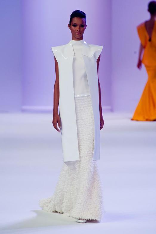 Stephane Rolland Haute Couture весна-лето 2014, фото № 16