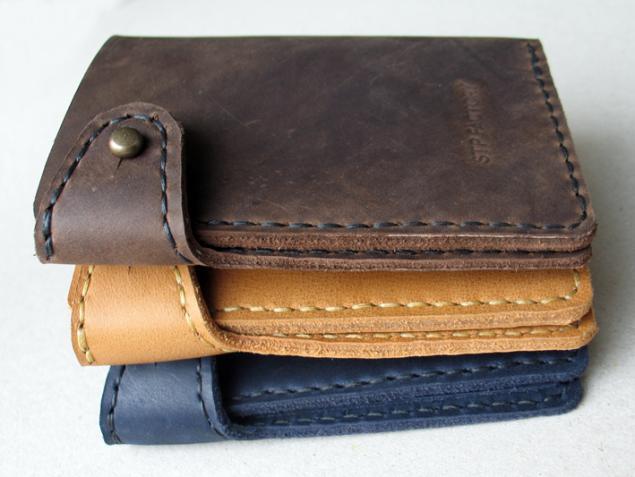 кожаная сумка, бумажник, акция магазина