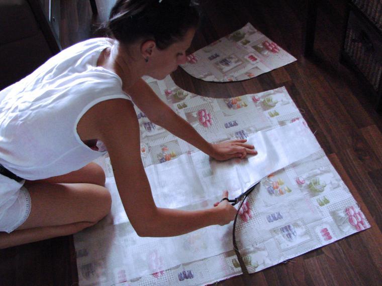 сменное полотенце, фарфоровая кружка, эскиз