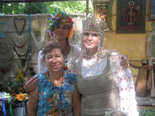 Международный фестиваль славянской культуры. Славянск-на- Кубани 2013., фото № 11