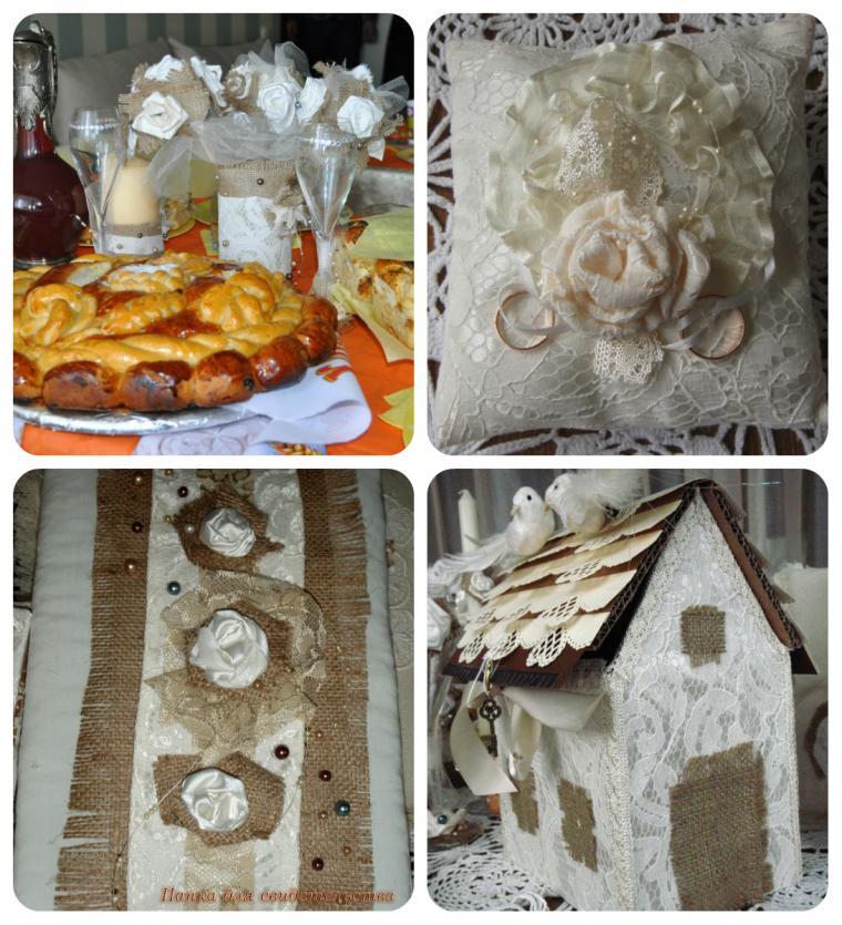 свадьба, подготовка к свадьбе, свечи, свадебные аксессуары