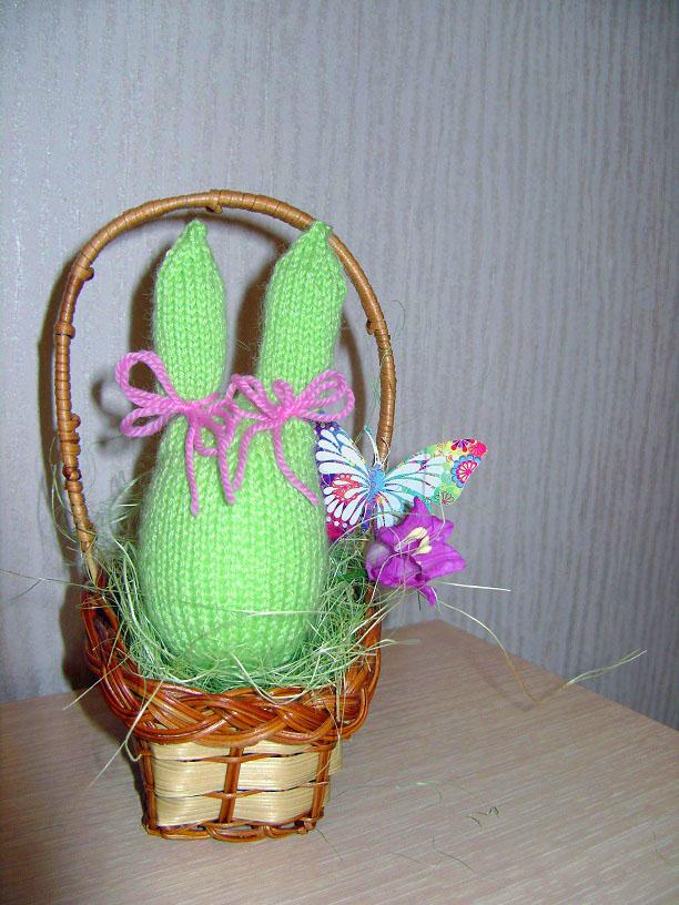 пасхальный кролик, подарок к пасхе, пасхальные яйца, яйцо сувенирное