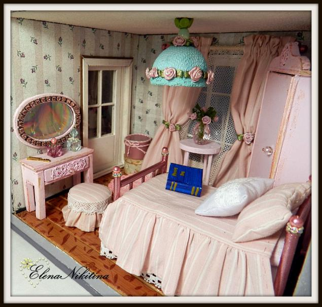 Кукольный дом. Двухкомнатный коттедж., фото № 16