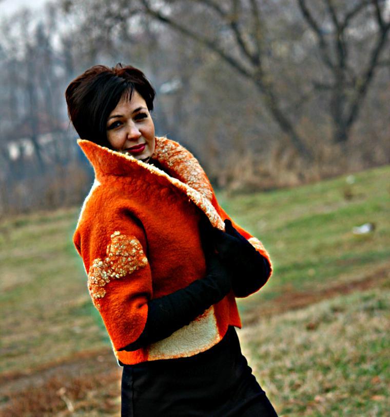 распродажа готовых работ, оранжевый
