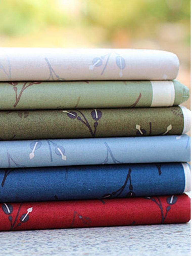 Коллекция тканей Йоко Саито и ее новинки., фото № 8