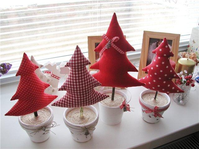 Идеи для украшения дома на новый год своими руками