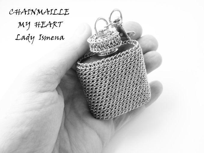 кольчужное плетение, лучшие украшения, подарки