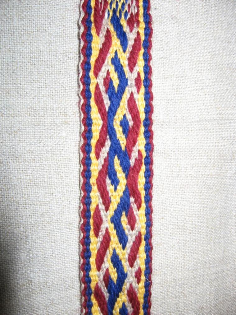 браное ткачество, славянские традиции